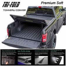 100 F 150 Truck Bed Cover Its 20152018 Ord Premium Soft Lock Triold Tonneau