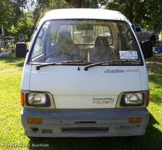 1991 Daihatsu HiJet Mini Truck | Item DE7188 | SOLD! August ...