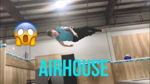 100 Airhouse AirHouse Trampoline Park Crazy