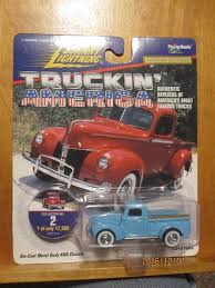 100 1940 Trucks Ford Pickup Model HobbyDB