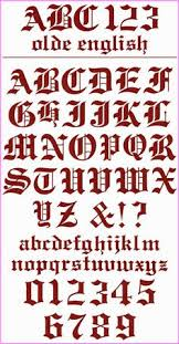 Olde English Font This Is A Classic With
