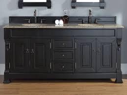 Sears Corner Bathroom Vanity by Best 25 Black Bathroom Vanities Ideas On Pinterest Vanity With