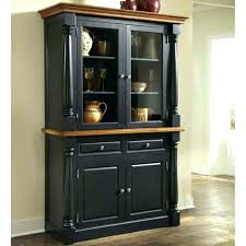 Lovely Dining Room Hutch Plans Plan Large Size Of Oak Corner Cabinet Buffet Woodworking