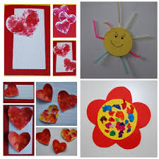 Interior Taking Wall Decor Made Of Paper Material In Unique Style Heart Also Flower