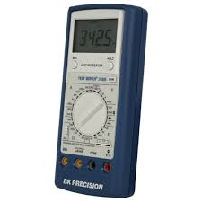 Bench Dmm by Bk388b Test Bench Dmm With Protective Rubberized Case Buy Online
