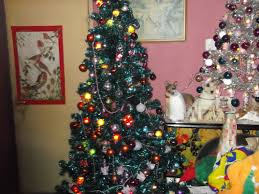 Type Of Christmas Tree Lights by The Silver Christmas Tree First Came Out In The 1970s Happy