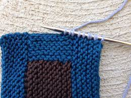 Log Cabin Knitting Technique An Easy Step by Step Tutorial