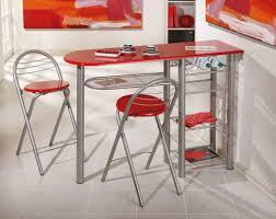 table de cuisine avec tabouret luxe table bar avec tabouret attachant haute et de cuisine pour
