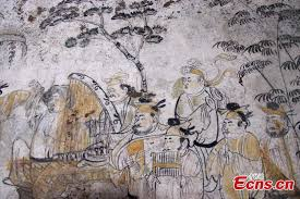 si鑒e de mural searching for my hakka roots thinking about the past