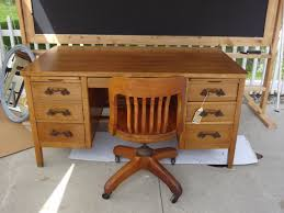 antique teacher s desk chair onceremoved info