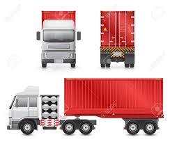 100 Truck And Transportation Trailer Cargo Container For Shipping