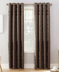 Dkny Modern Velvet Curtain Panels by Velvet Curtains Macy U0027s