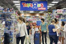 Toys 'R' Us Files For Liquidation, Shutdown Of 740 US Stores ... Buy Boscoman Cory Teen Lounger Gaming Chair Bean Bag Red For Cad 13999 Toys R Us Canada Disney Little Mermaid Upholstered Delta 2019 Holiday Season Return Hypebeast Journey Girls Wooden Vanity Set By Wood Amazon Not A Total Loss Private Equity Fund Dads Choice Awards Teenage Mutant Ninja Turtles Table With 2 Chairs Huge Crowds At Closing Down Sale Pin On New Gear Products Clearance Baby Toysrus Check Out What We Found Pixar Cars Sofa With Storage Nintendo Shop Signs 118x200mm Inc Mariopokemsonic May Swap In Elderslie Renfwshire Gumtree