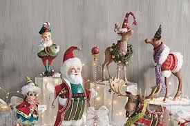 Grandin Road White Christmas Tree by Fa La La Christmas Figurines Grandin Road Blog