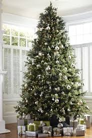 75 Flocked Christmas Tree by 19 Best Artificial Christmas Trees 2017 Best Fake Christmas Trees