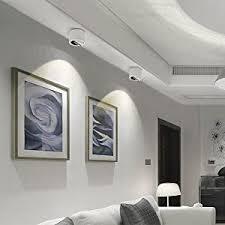budbuddy 15 w led ceiling spots spotbars surface mounted ceiling spotlight pivoting spotlights aluminium white white