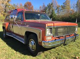 No Reserve: 1978 Chevrolet Cheyenne C30 Dually For Sale On BaT ... Trucks Cant Afford Fullsize Edmunds Compares 5 Midsize Pickup Trucks 1978 1985 Chevy Gmc 57 350 Remanufactured Engine Ebay Chevrolet Performance Classic Truck Concept Sema 2013 Photo New Used Dealer Long Island Bay Shore Of Grill Chrome Designs Larry H Miller Murray Car Finley Nd Vehicles For Sale I Just Bought A 78 Blazer With 40k Original Miles The 1961 C10 Pick Up Restomod For C20 Custom Deluxe Restoration Project Album On Imgur