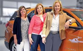 100 Bowman Truck Sales Dealer Uses Her Fashion Sense To Drive Sales