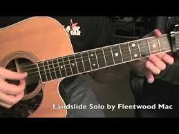 Smashing Pumpkins Landslide Tab by Landslide Solo How To Play Landslide Acoustic Solo Youtube