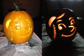 Steelers Pumpkin Carving Patterns by Gorgeous Blast From The Distant Past