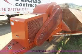 air curtain destructor item k7116 sold august 11 constr