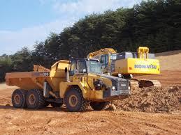 Equipment Fleet | Construction Jobs | Mt. Airy | NC | Smith-Rowe LLC