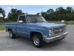 1986 Chevrolet Scottsdale For Sale   ClassicCars.com   CC-1065005