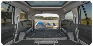 Which Honda vehicles are best for camping