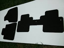 Chevy Traverse Floor Mats 2011 by Used Chevrolet Traverse Floor Mats U0026 Carpets For Sale
