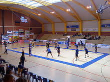 cambrai volley wikipédia