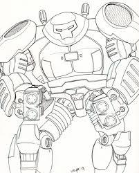 Iron Man Hulkbuster Vs Hulk Coloring Pages Sketch Page