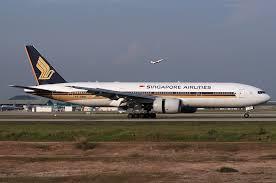 boeing 777 extended range 9v srm singapore airlines boeing 777 200er at kuala lumpur intl