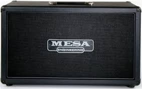 Custom Guitar Speaker Cabinet Makers by Mesa Boogie 2x12 Horizontal Road King Guitar Speaker Cabinet And