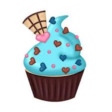 300x300 199 best Clip Art Cupcakes images Clip art