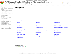 GETi Competitors, Revenue And Employees - Owler Company Profile Cherry Moon Farms Coupon Code Discount Coupon Codes Young Harry And David October 2018 Knight Coupons 2019 Coupons French Mountain Commons Log Jam Outlet Centers Edealsetccom Codes Promo Discounts Stein Mart Goodshop Exclusive Deals Discounts Flowers Promos Wethriftcom Davids Bridal December Dictionary What Is Management Customerthink Pears Harry Equate Brands