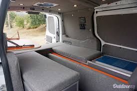 CA Interior 2016 Ford Transit Connect