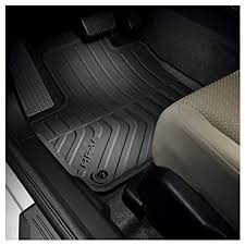 amazon com genuine honda 08p13 t7s 110 all season floor mats