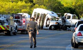 Driver In Texas Bus Crash Texting Before Collision, Witness Says
