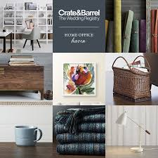 Crate And Barrel Tribeca Floor Lamp by Crate And Barrel Home Office