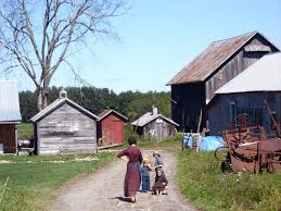 Amish Built Storage Sheds Ohio by Amish Building Backyard Barns And Sheds Amish Cabins Dsc Rent To