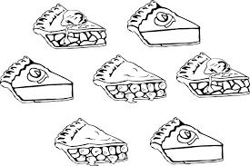 Pie Clip Art