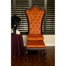 Gothic Inspired Orange Velvet High Back Throne Chair Details Make The Difference In Baroque Roco Style Fniture Louis Xiv Throne Arm Chair Alime Thc1014 Modern High Back Accent Chairs View Product From Jiangmen Alime Furnishings Co Ltd On Gryphon Reine Gold Cream Silk Baroqueroco New Design Armchair Linen Lvet Cotton Baby Italian Traditional Upholstered With Hand Carved Toilette Vimercati Classic Style Fniture 279334 Oyunbilir Chairs Recliners Folding Recliner Flat Bamboo Onepiece Boston Baroque The Magazine Antiques Versace Brown Yellow And Black Leopard Print