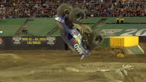 Monster Truck Pulls Off First Ever Successful Front-flip Trick ...