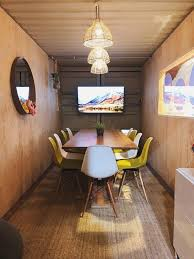 100 Shipping Container Studio Chic Office Space In East London