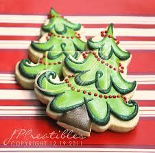 Tour Of Christmas Cookies The Sweet Adventures Sugar Belle
