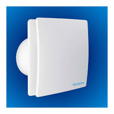 Duct Free Bathroom Fan Uk by Vectaire Elegance Continuous Running Low Energy Extractor Fan Uk