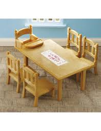 Sylvanian Families Family Table Chairs Product Photo