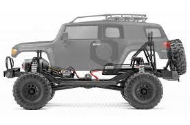 100 All Black Truck 118146 VENTURE TOYOTA FJ CRUISER MATTE BLACK