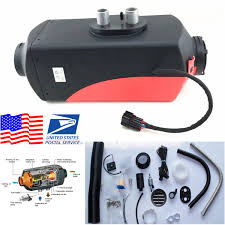 100 Truck Outlet Usa USA Stock 5000W 12V Air Diesel Fuel Heater Kit Compact Parking