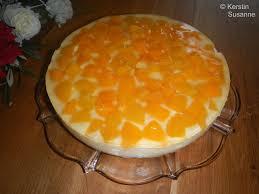 pfirsich creme kuchen